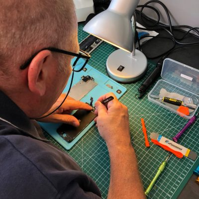 reparation connecteur